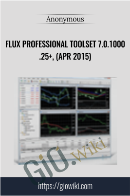 Flux Professional Toolset 7.0.1000.25+, (Apr 2015)
