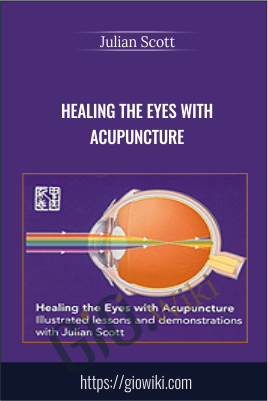 Healing the Eyes with Acupuncture - Julian Scott
