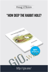 """How Deep the Rabbit Hole? –  Doug O'Brien"