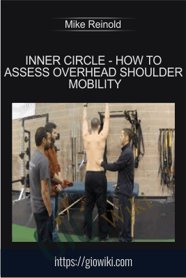 Inner Circle - How to Assess Overhead Shoulder Mobility - Mike Reinold