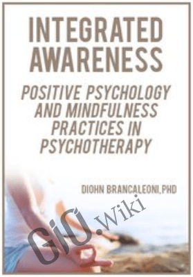 Integrated Awareness: Positive Psychology and Mindfulness Practices in Psychotherapy - Diohn Brancaleoni