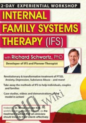 Internal Family Systems Therapy (IFS): 2-Day Experiential Workshop - Richard C. Schwartz