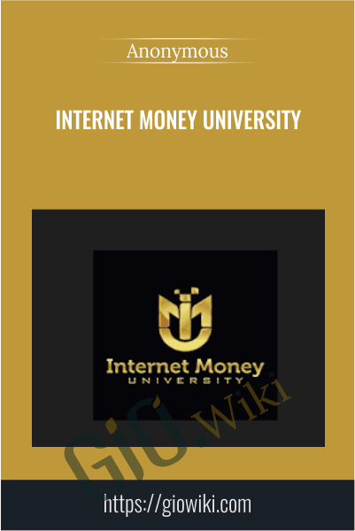 Internet Money University
