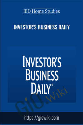 Investor's Business Daily - IBD Home Studies