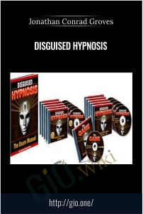 Disguised Hypnosis – Jonathan Conrad Groves