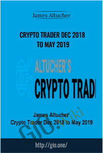 Crypto Trader Dec 2018 to May 2019 – James Altucher