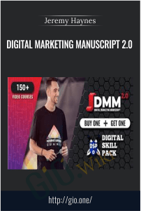 Digital Marketing Manuscript 2.0 - Jeremy Haynes