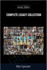 Complete Legacy Collection - Jesse Elder Now
