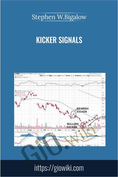 Kicker Signals - Stephen W.Bigalow