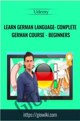 Learn German Language: Complete German Course - Beginners - Udemy