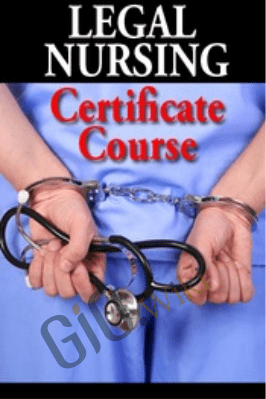 Legal Nursing Certificate Course - Rosale Lobo