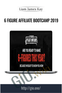 6 Figure Affiliate Bootcamp 2019 – Liam James Kay