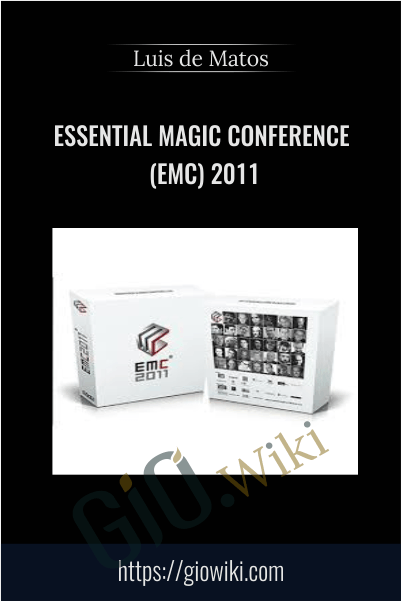 Essential Magic Conference (EMC) 2011 - Luis de Matos