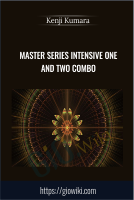 Master Series Intensive Review One and Two - Kenji Kumara