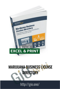 Marijuana Business License Directory - Marijuana
