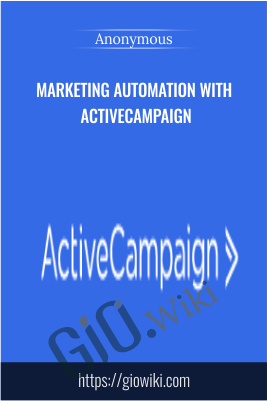 Marketing Automation with ActiveCampaign