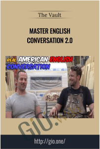 Master English Conversation 2.0 - The Vault