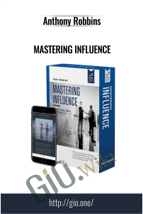Mastering Influence – Anthony Robbins