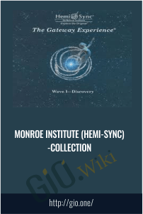 Monroe Institute (Hemi-Sync) -Collection