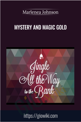 Mystery and Magic GOLD - Marlenea Johnson