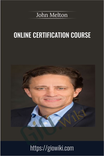 Stop Smoking 101 -  Online Certification Course - John Melton