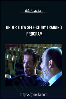 Order flow self-study training program - iMFtracker