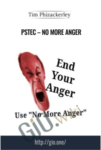 PSTEC – No More Anger – Tim Phizackerley