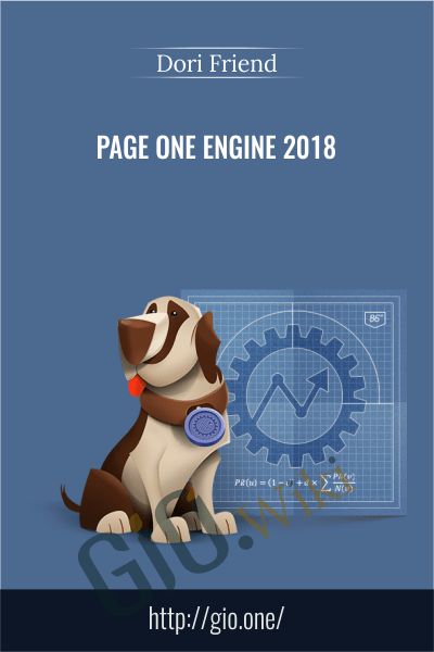 Page One Engine 2018 - Dori Friend