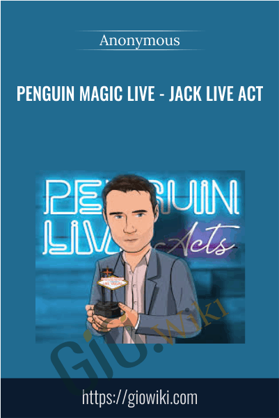 Penguin Magic Live - Jack LIVE ACT