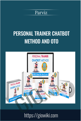Personal Trainer Chatbot Method and OTO - Parviz