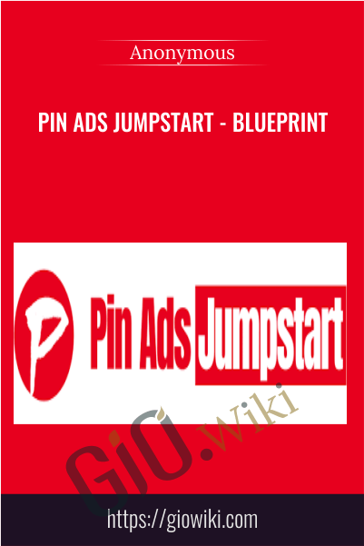 Pin Ads Jumpstart - Blueprint