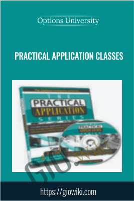 Practical Application Classes - Options University