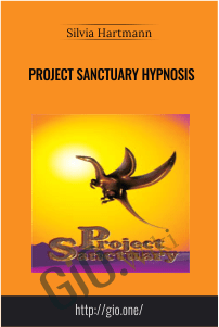 Project Sanctuary Hypnosis – Silvia Hartmann