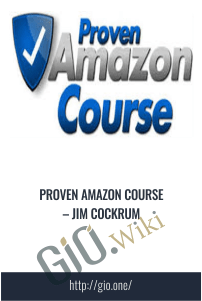 Proven Amazon Course – Jim Cockrum