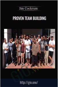 Proven Team Building – Jim Cockrum