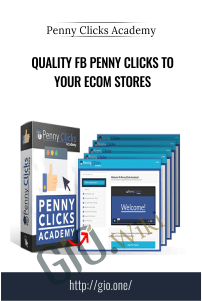 Quality FB Penny Clicks To Your Ecom Stores – Penny Clicks Academy