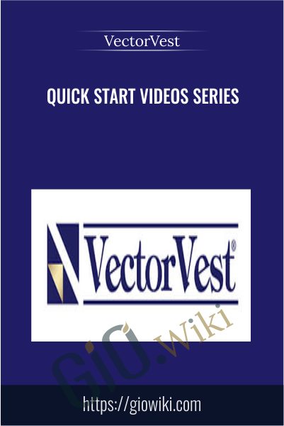 Quick Start Videos Series - VectorVest