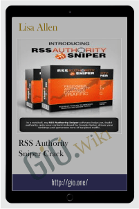 RSS Authority Sniper Crack - Lisa Allen