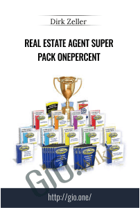 Real Estate Agent Super Pack OnePercent - Dirk Zeller