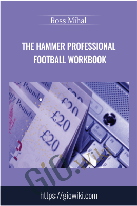 The Hammer Professional Football Workbook – Ross Mihal