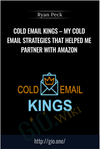Cold Email Kings – My Cold Email Strategies That Helped Me Partner With Amazon – Ryan Peck