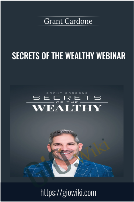 Secrets Of The Wealthy Webinar