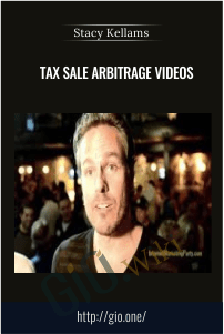 Tax Sale Arbirage Videos - Stacy Kellams