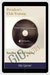 Sandler Sales Training - President's Club Training