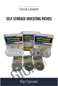 Self Storage Investing Riches – David Lindahl