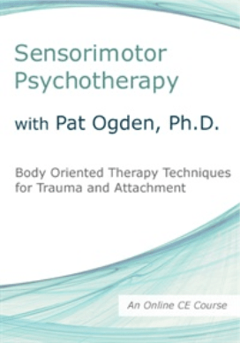Sensorimotor Psychotherapy with Pat Ogden, Ph.D.: Body Oriented Therapy Techniques for Trauma and Attachment - Pat Ogden