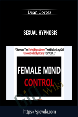 Sexual Hypnosis - Dean Cortez