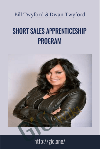 Short Sales Apprenticeship Program -  Bill Twyford and Dwan Twyford