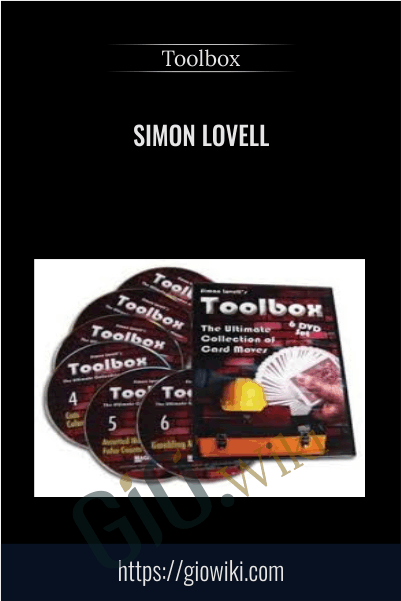 Simon Lovell - Toolbox