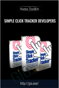 Simple Click Tracker Developers - Nams Toolkit
